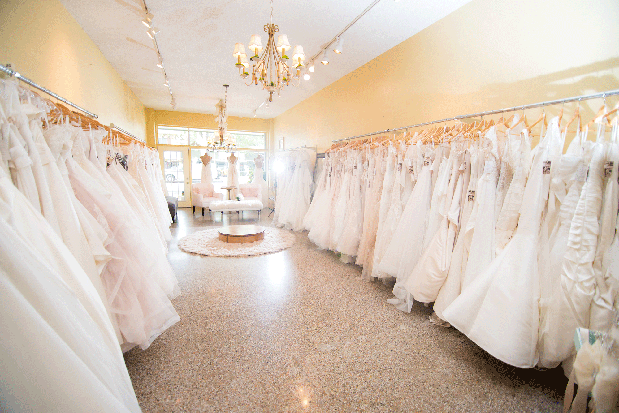 The Dressing Room – Wedding Dresses in St. Petersburg, Florida