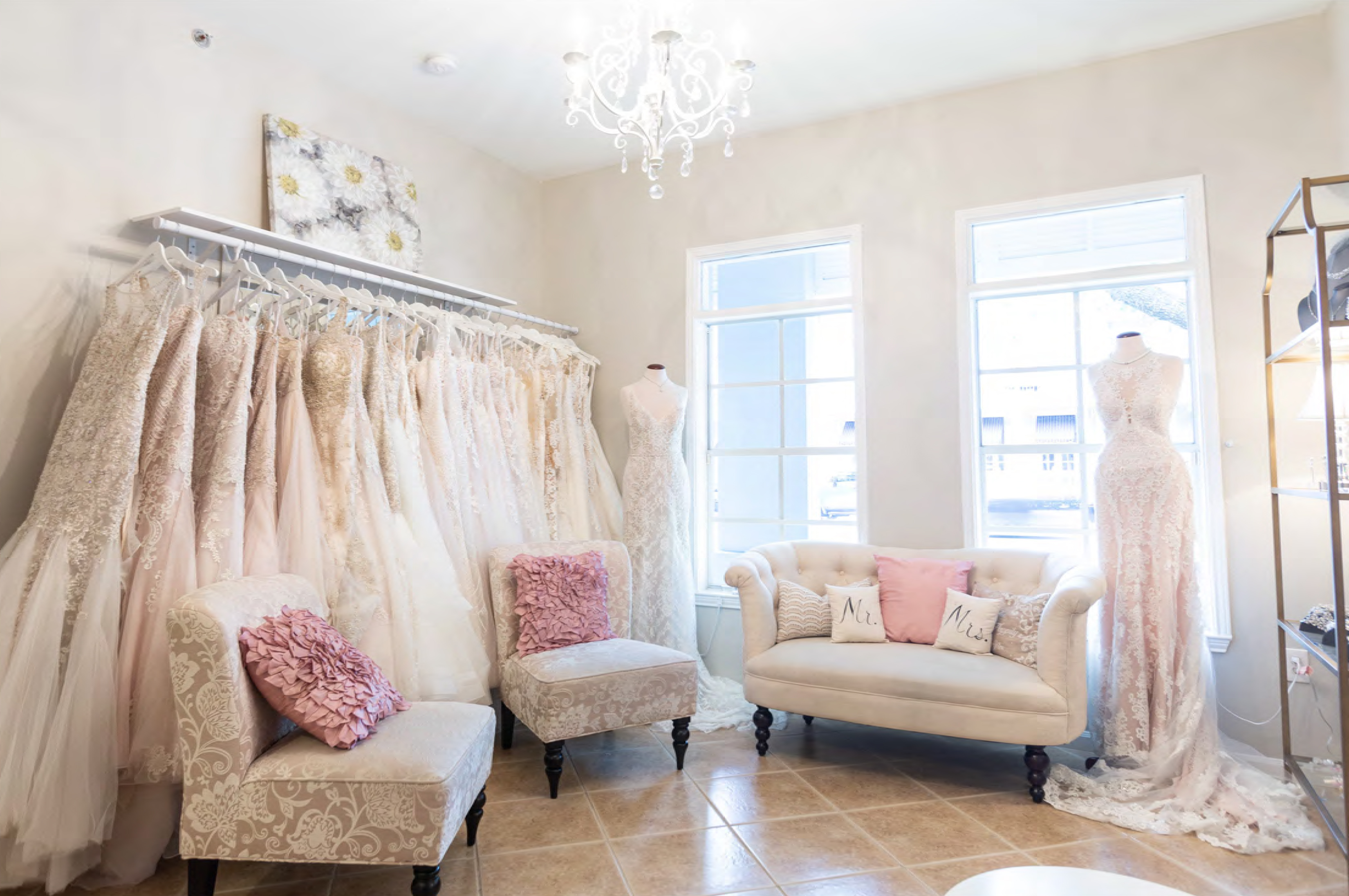 The Dressing Room Celebration an Orlando Bridal Gowns