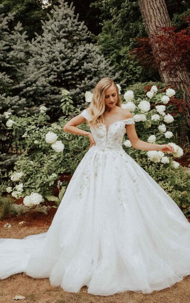 Essense of australia D3245 - Orlando bridal boutique