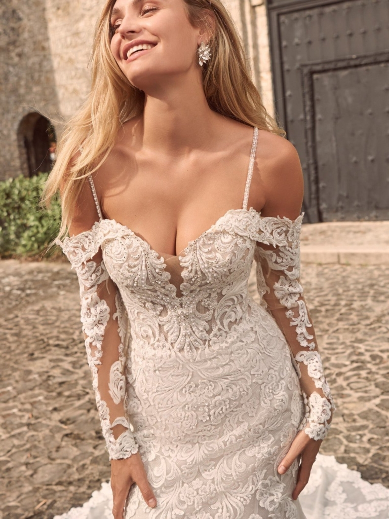 Maggie Sottero Fiona gown in Tampa area