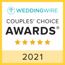 Couples Choice Award Winner Badge