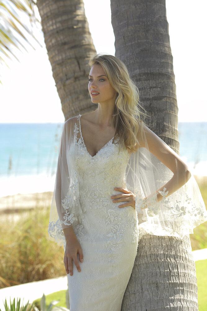 randy fenoli angel wedding dress